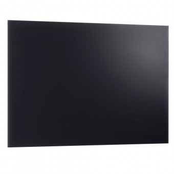 alco glas magnettafel 6970 11 40x60cm schwarz eoffice24. Black Bedroom Furniture Sets. Home Design Ideas
