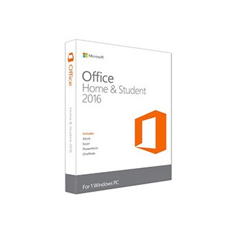 Office Home and Student 2016, 32-bit/x64, 1 PC, Eurozone