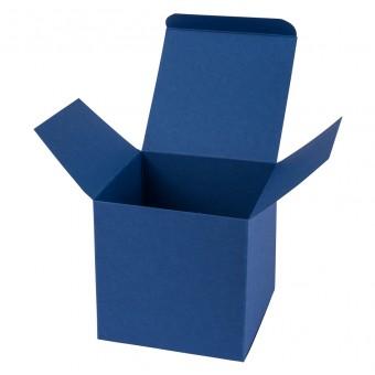 Buntbox Geschenkverpackung / Wrfelschachtel M - dunkelblau ...