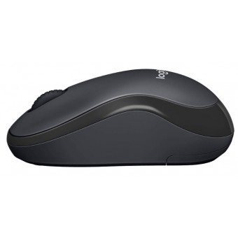 Maus Logitech M220 silent wireless anthrazit