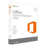 Office Home & Business 2016 für Mac, ESD, Click-to-Run, Mehrsprachig