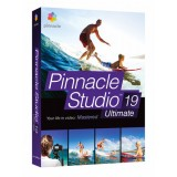 Pinnacle Studio 19 Ultimate, Box, Full, Deutsch