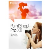 PaintShop Pro X8, Mini Box, DE, Win