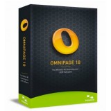 OmniPage 18 deutsch,Vollversion,Minibox, DVD