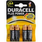 Batterien DURACELL Plus Power Mignon AA, 4 Stück