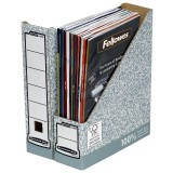Archivbox Fellowes Bankers Box System A4