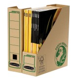 Stehsammler Fellowes Bankers Box Earth A4