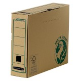 Ablagebox Fellowes A4 Bankers Box Earth 80mm