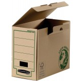 Ablagebox Fellowes A4 Bankers Box Earth 150mm