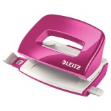 Locher Leitz 5060 Mini NeXXt WOW pink metallic