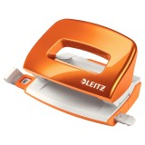 Locher Leitz 5060 Mini NeXXt WOW orange metallic