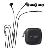Headset Cabstone 96012 InEar Daily Tunes black