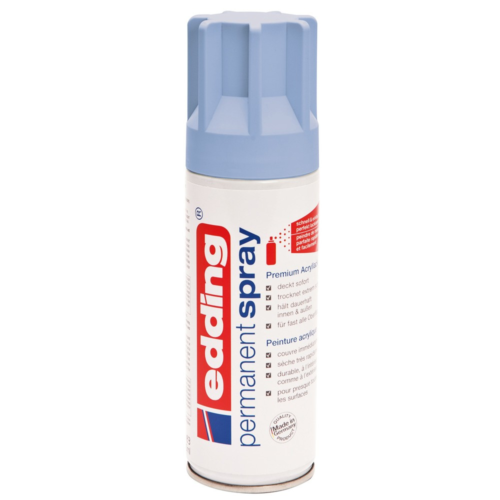 edding permanent spray 5200 blossom blue: eoffice24