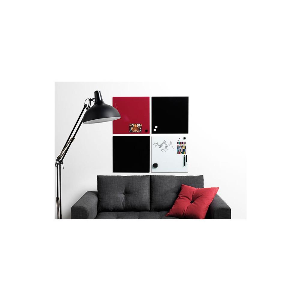 glas magnettafel franken gtl6510009 65x100cm reinwei eoffice24. Black Bedroom Furniture Sets. Home Design Ideas