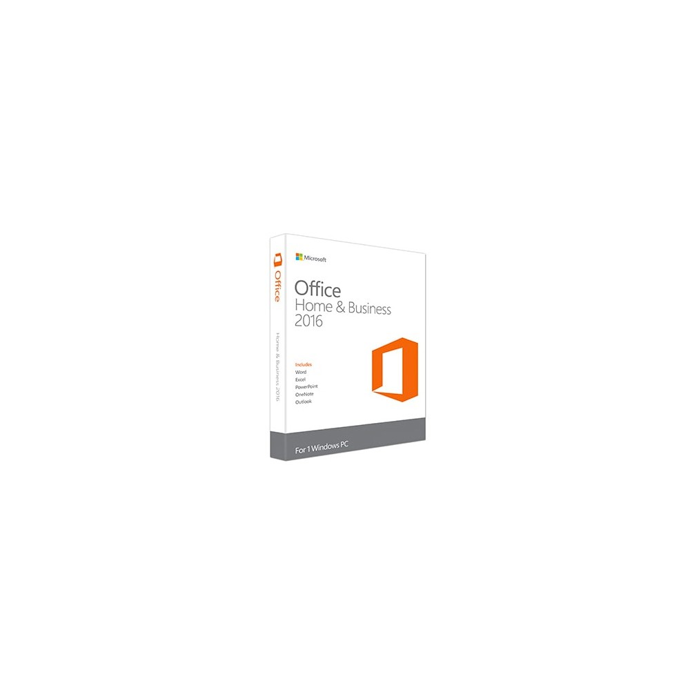 Office Home & Business 2016, Windows ESD, Click-to-Run, Mehrsprachig, 32/64Bit