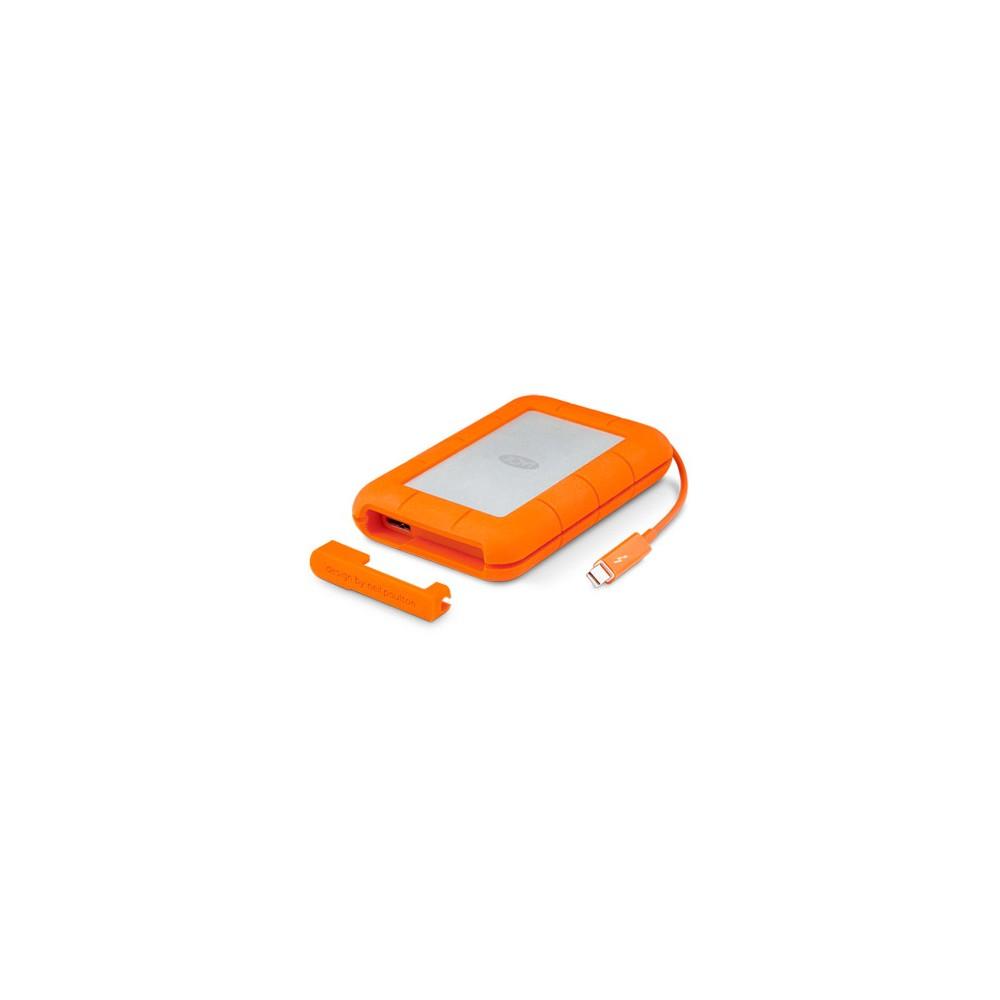 Lacie Externe Festplatte 2tb Rugged Thunderbolt Usb 3 0