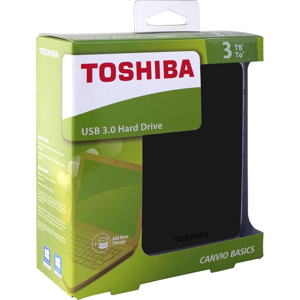 Toshiba Canvio 3tb Externe Festplatte Usb 3 0 Eoffice24