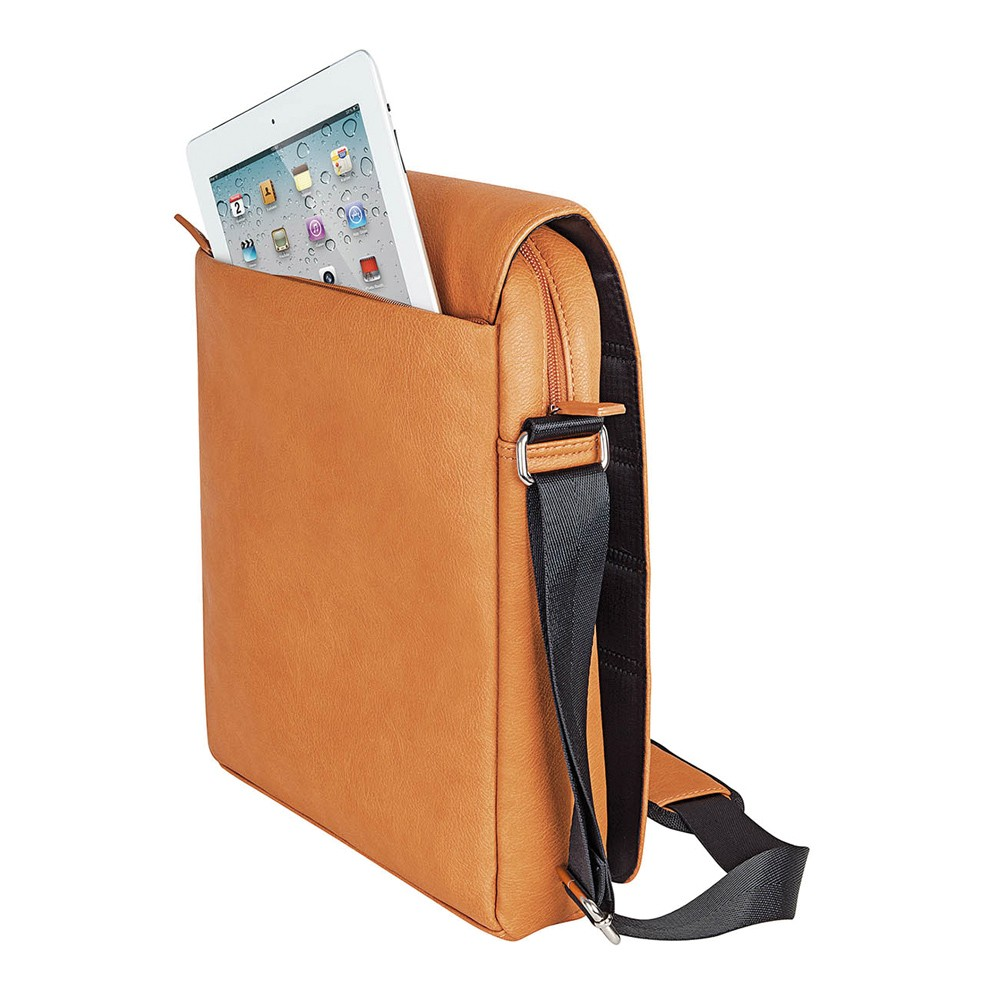 Laptoptasche Wedo 59610 GoFashion Crossover hoch orange