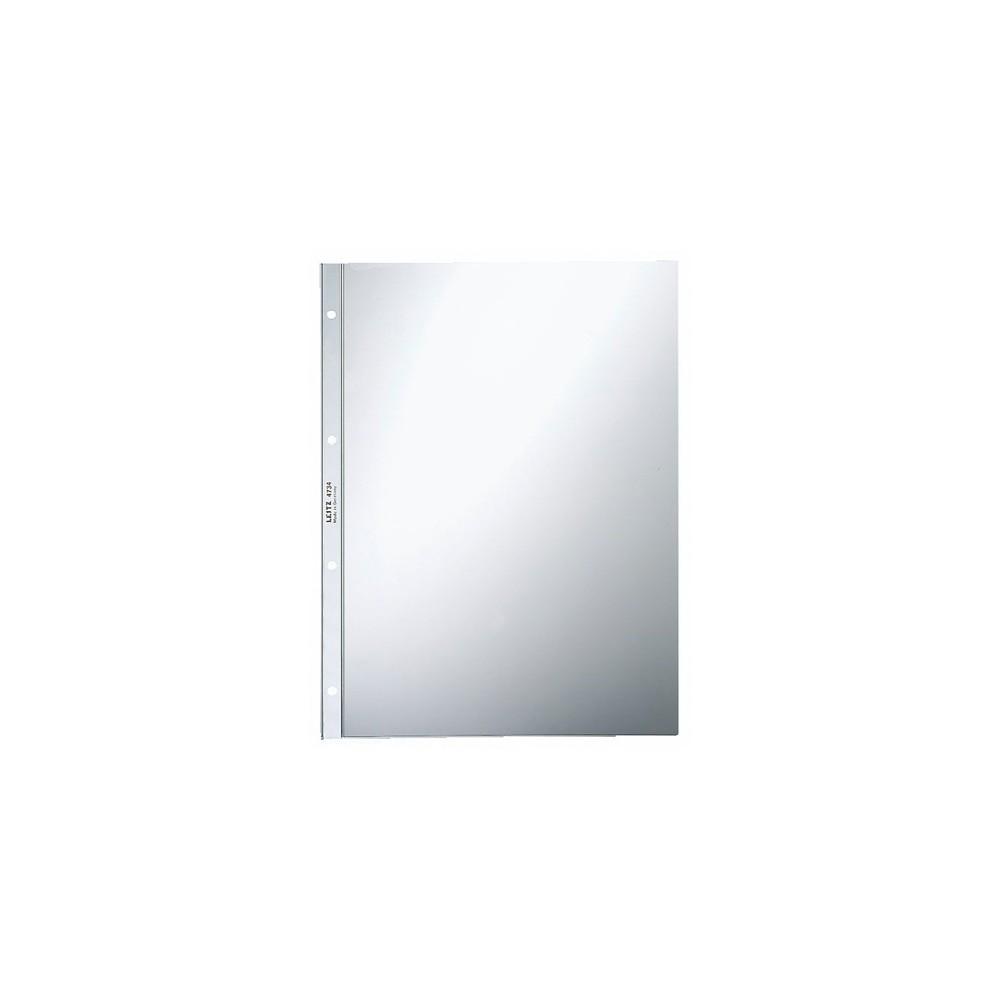 Prospekthüllen DIN A4 glasklar klar 5x 100 500