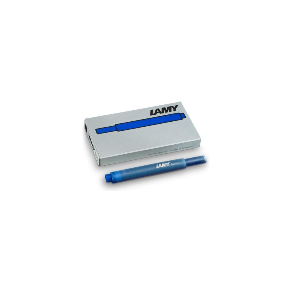 Lamy T10 Tintenpatronen blau 20 Packungen